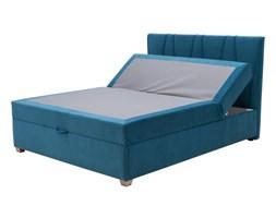 Łóżko kontynentalne MARGO z pojemnikiem 160x200