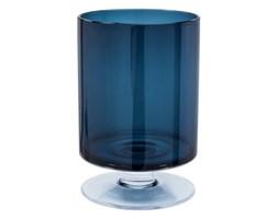 Świecznik BŁĘKIT NOCY 15,5x23 cm