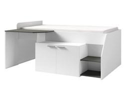 Łóżko HOME TYP38 z biurkiem i szafką