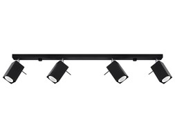 Merida lampa sufitowa (spot) 4-punktowa czarna SL.0459