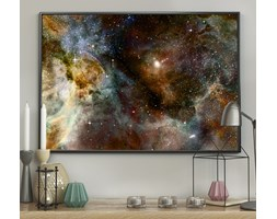 DecoKing - Plakat ścienny - Interstellar - 50x70 cm