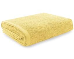 Ręcznik Frotte - Żółty  - 100x150 cm