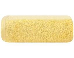Ręcznik Frotte II - Żółty  - 70x140 cm
