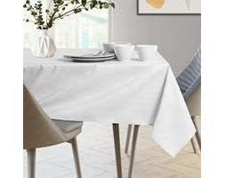 AmeliaHome - Obrus plamoodporny Biały VESTA - 155x250 cm