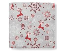 Poduszka na krzesło SQUARE Snowflakes 40x40x2