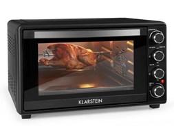 Klarstein Masterchef 60, mini piekarnik, 60 l, 2000 W, 100 - 230 °C, wyłącznik czasowy, czarny