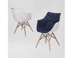 Krzesło DAW/DAR King Bath jeans kod: SO-KDC-1081.D. - do kupienia: www.superwnetrze.pl