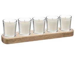 Komplet świeczek zapachowych VANILLIE, 5 sztuk