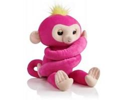 WowWee Fingerlings Małpka interaktywna Bella