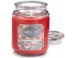 Świeca zapachowa Candle-lite duża w szkle 510 g - Apple Picking