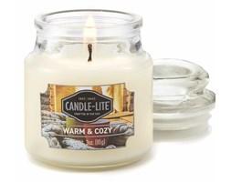 Świeca zapachowa Candle-lite świeczka 85 g - Warm & Cozy