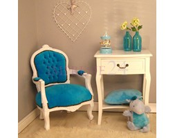 Fotelik dekoracyjny dla dzieci