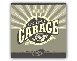 Wydruk na metalu, Retro - naprawa garażowa