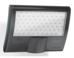 Steinel 012076 - Oświetlenie zewnętrzne z czujnikiem XLED curved LED/10,5W/230V IP44