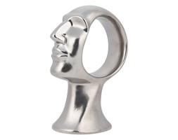 Figurka dekoracyjna srebrna TAXILA