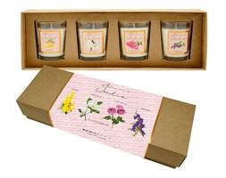Zestaw 4 świec zapachowych Le Jardin de Julie  - DECOSALON - 100% zadowolonych klientów!