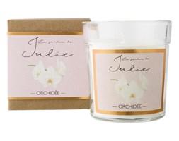 Świeca zapachowa ORCHIDEE Le jardin de Julie  - DECOSALON - 100% zadowolonych klientów!