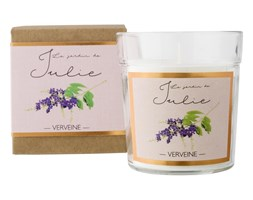 Świeca zapachowa VERVERINE Le jardin de Julie  - DECOSALON - 100% zadowolonych klientów!