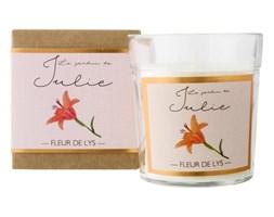 Świeca zapachowa FLEUR DE LYS Le jardin de Julie  - DECOSALON - 100% zadowolonych klientów!