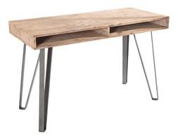 Konsola drewniana Horst industrialny akacja
