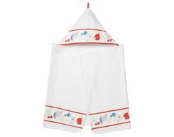 RÖDHAKE Ręcznik dziecięcy z kapturem