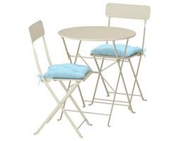 SALTHOLMEN Stół+2 składane krzesła