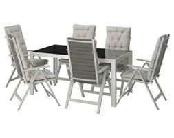 SJÄLLAND Stół+6 rozkł. krzeseł