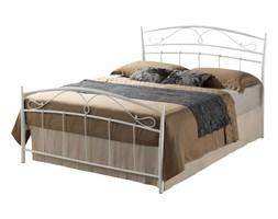 Łóżko metalowe Palawan 120x200 cm białe
