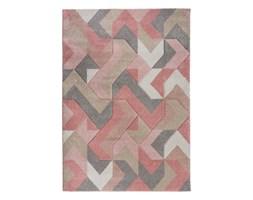 Różowy dywan Flair Rugs Aurora, 80x150 cm