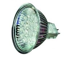 Led MR16 12V/2W - Niebieski